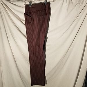 Ladies Old Navy striped size 4 dress pants